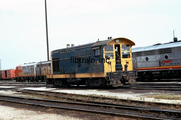 SF1973090022 - Santa Fe, Corwith Yard, IL, 9/1973