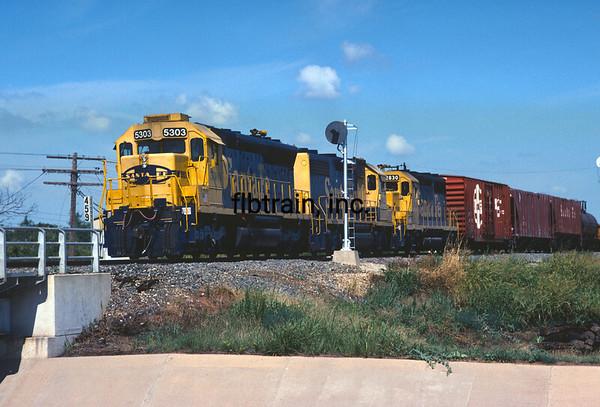 SF1991070065 - Santa Fe, Sweetwater, TX, 7/1991