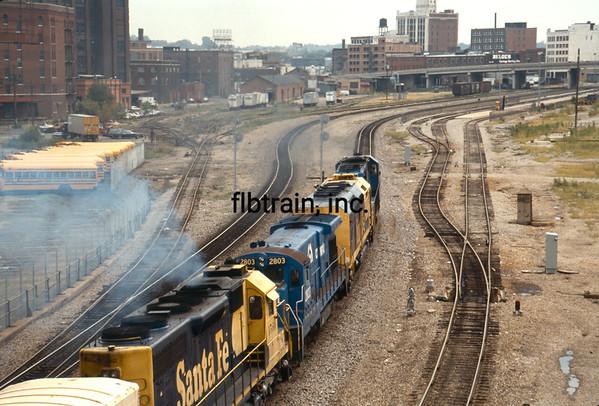 SF1991080110 - Santa Fe, Kansas City, MO, 8-1991