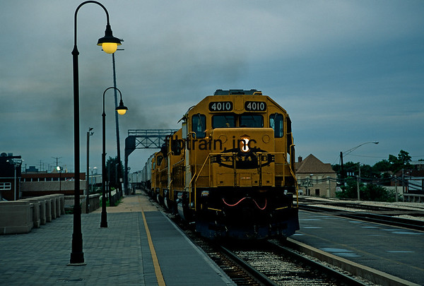 SF1992060102 - Santa Fe, Joliet, IL, 6/1992