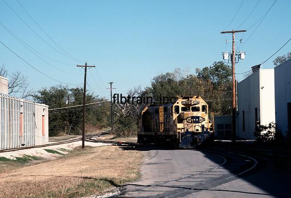 SF1989110121 - Santa Fe, Fort Worth, TX, 11/1989