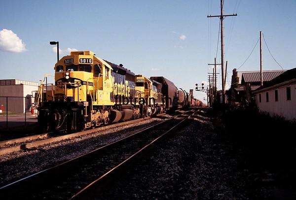 SF1991080121 - Santa Fe, Olathe, KS, 8/1991