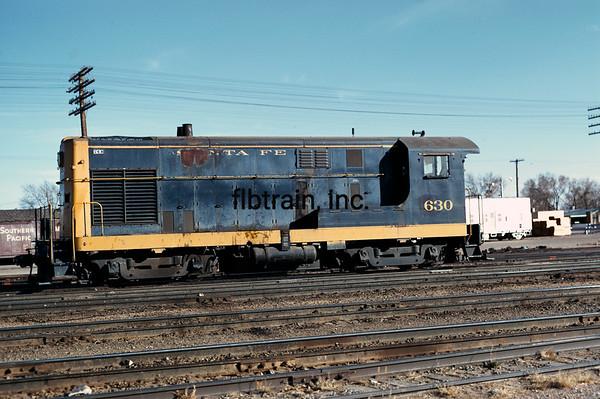 SF1974030001 - Santa Fe, Amarillo, TX, 3/1974