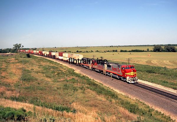 SF1991080005 - Santa Fe, Cassoday, KS, 8/1991