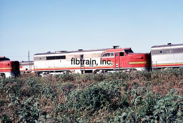 SF1969086601 - Santa Fe, Chicago, IL, 8/1969