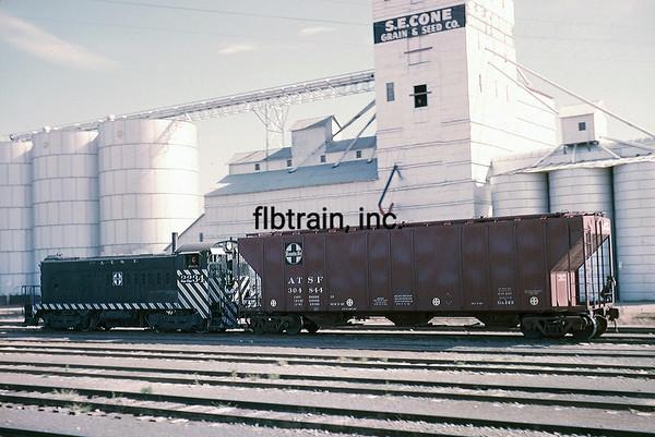 SF1965080021 - Santa Fe, Lubbock, TX, 8/1965