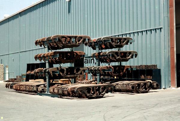 SF1976069520 - Santa Fe, Barstow Yard, CA, 6/1976