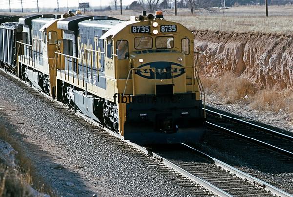 SF1974031004 - Santa Fe, Clovis, NM, 3/1974