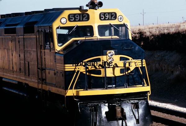 SF1974039803 - Santa Fe, Clovis, NM, 3/1974