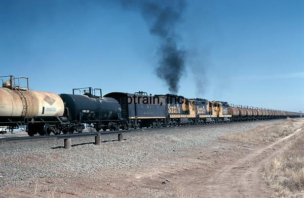 SF1974039512 - Santa Fe, Clovis, NM, 3/1974