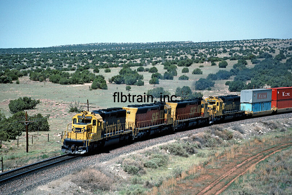 SF1988070045 - Santa Fe, Abo Canyon, NM, 7/1988