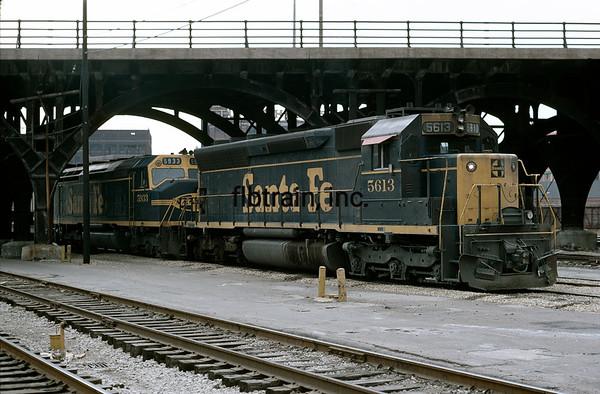 SF1971044500 - Santa Fe, Kansas City, MO, 4/1971