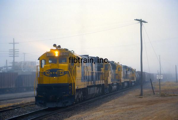 SF1989100159 - Santa Fe, Ardmore, OK, 10/1989