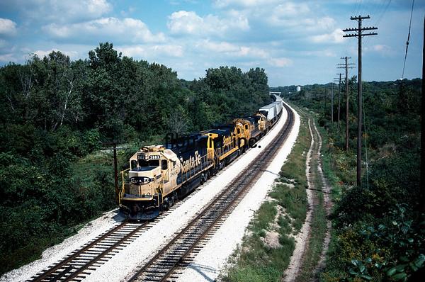 SF1989090022 - Santa Fe, Lockport, IL, 9/1989