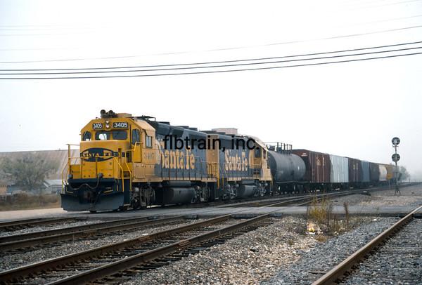 SF1990110006 - Santa Fe, Caldwell, TX, 11-1990