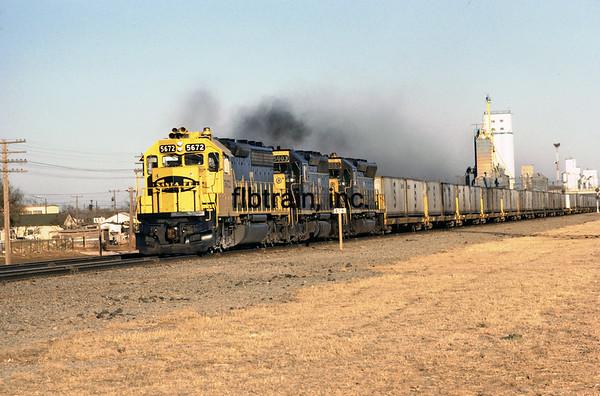 SF1974030002 - Santa Fe, Clovis, NM, 3/1974