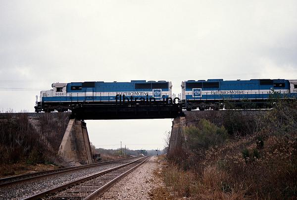 SF1990110041 - Santa Fe, Caldwell, TX, 11/1990