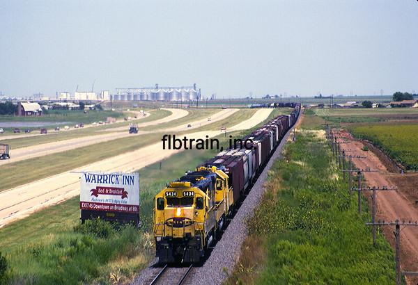 SF1992080040 - Santa Fe, Plainview, TX, 8/1992