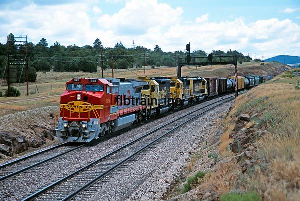 SF1994070211 - Santa Fe, Williams, AZ, 7/1994