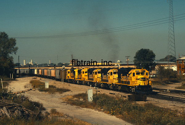 SF1991100096 - Santa Fe, Kansas City, MO, 10/9/1991