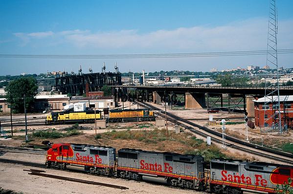 SF1991100050 - Santa Fe, Kansas City, MO, 10/1991