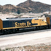 SF1973060026 - Santa Fe, Cajon Pass, CA, 6/1973