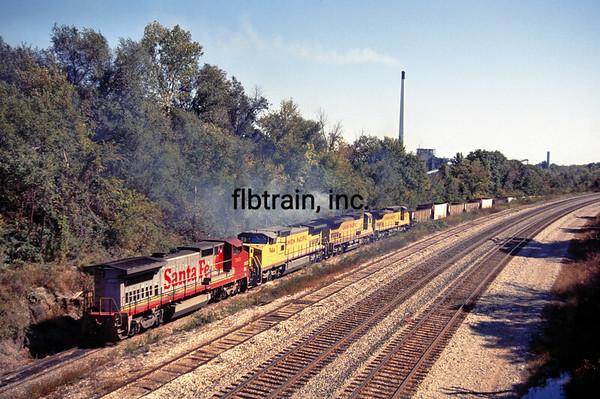 SF1991100007 -  Santa Fe, Sibley, MO, 10/1991