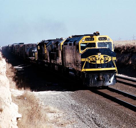 SF1974030102 - Santa Fe, Clovis, NM, 3/1974