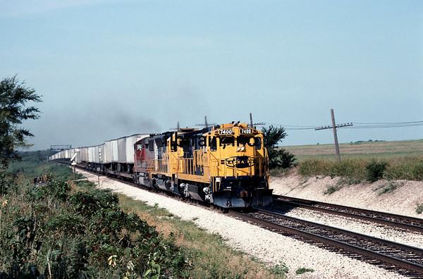 SF1991080038 - Santa Fe, Lebo, KS, 8/1991