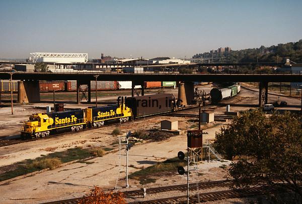 SF1991100102 - Santa Fe, Kansas City, MO, 10/9/1991