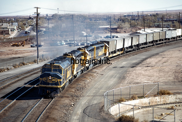 SF1973110012 - Santa Fe, Winslow, AZ, 11/1973