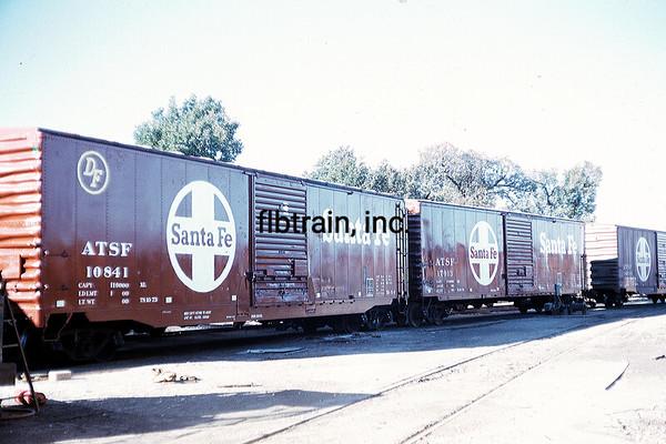 SF1973116825 - Santa Fe, Topeka Shops, KS, 11/1973