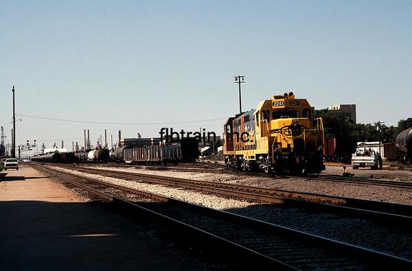 SF1991070099 -  Santa Fe, Ponca City, OK, 7/1991