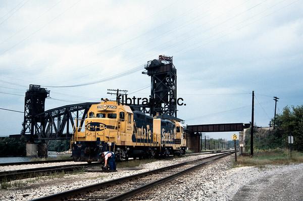 SF1993090011 - Santa Fe, Joliet, IL, 9/1993