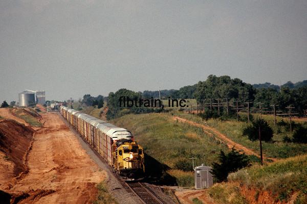 SF1995070049 - Santa Fe, Quinlan, OK, 7/1995