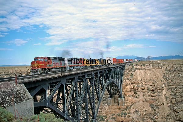 SF1994080017 - Santa Fe, Diablo Canyon, AZ, 8/1994