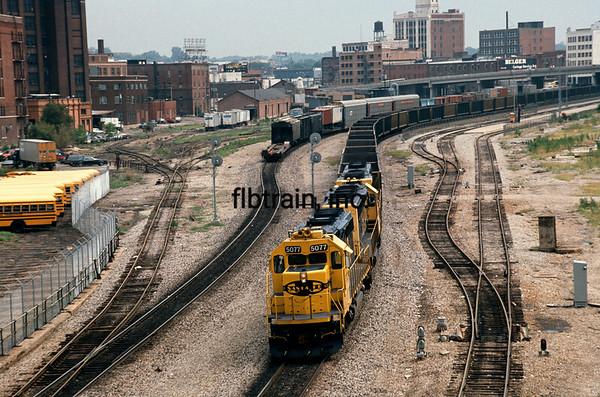 SF1991080101 - Santa Fe, Kansas City, MO, 8/1991