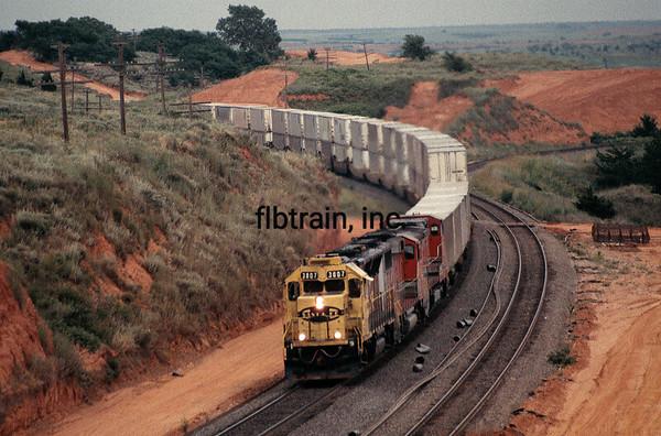 SF1995070178 - Santa Fe, Quinlan, OK, 7/1995
