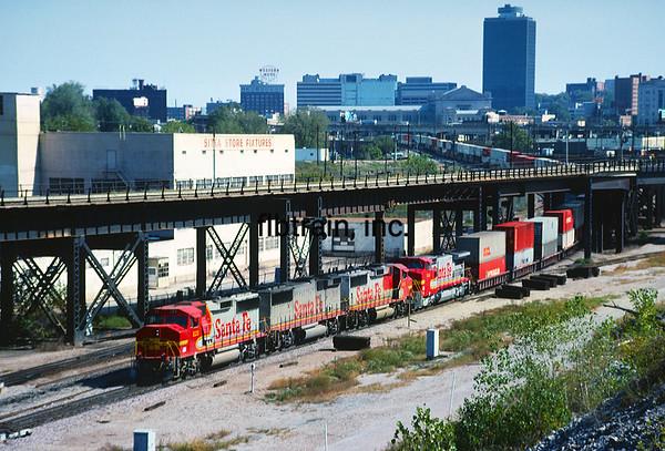 SF1991100042 - Santa Fe, Kansas City, MO, 10/8/1991