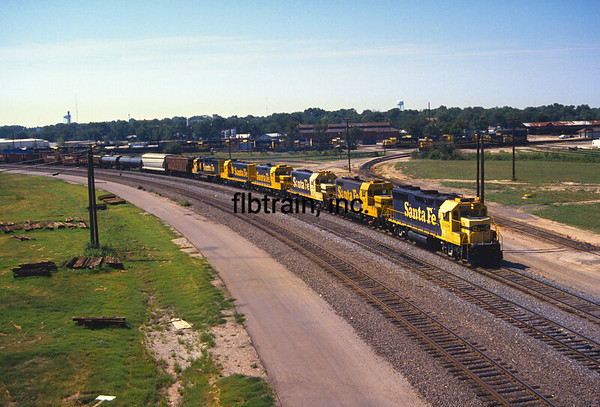 SF1990080112 - Santa Fe, Temple, TX, 8/1990