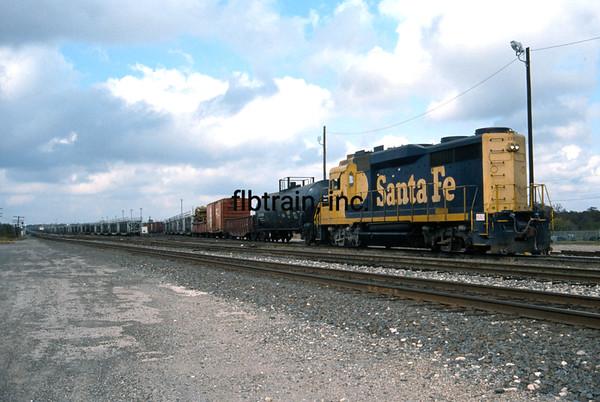 SF1990110016 - Santa Fe, Somerville, TX, 11-1990