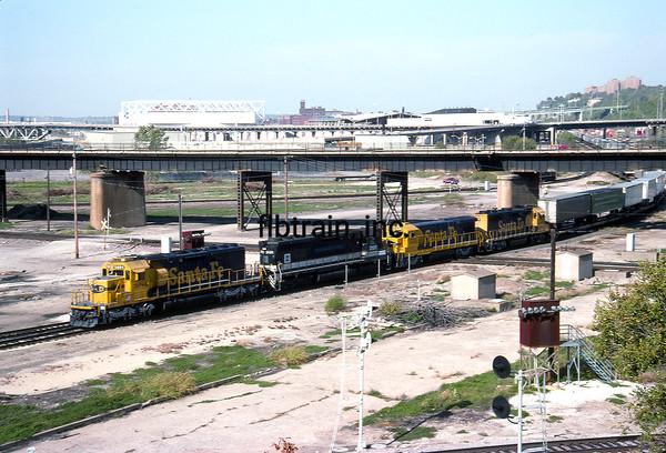 SF1991100058 - Santa Fe, Kansas City, MO, 10-1991