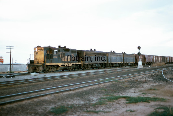 SF1973101013 - Santa Fe, Clovis, NM, 10/1973