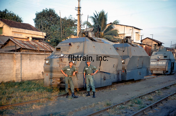 VNRS1967049500 - Viet Nam Railways, Saigon, RVN, 4-1967