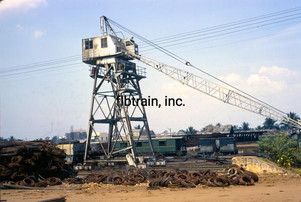 VNRS1967010839 - Viet Nam Railway, Saigon, RVN, 1-1967