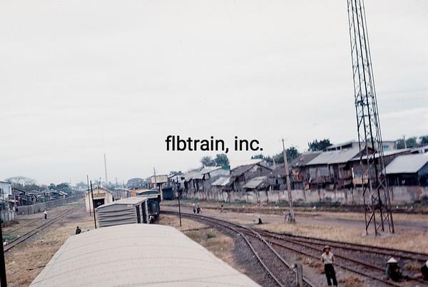 VNRS1967030112 - Viet Nam Railways, Saigon, RVN, 3-1967