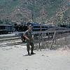 VNRS1967080233 - Viet Nam Railway, Qui Nhon, RVN, 8-1967