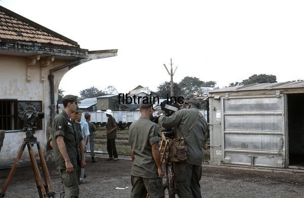 VNRS1967080140 - Viet Nam Railways, Saigon, Viet Nam, 8-1967