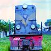 VNRS1967080507 - Viet Nam Railway, Saigon, Viet Nam, 8-1967