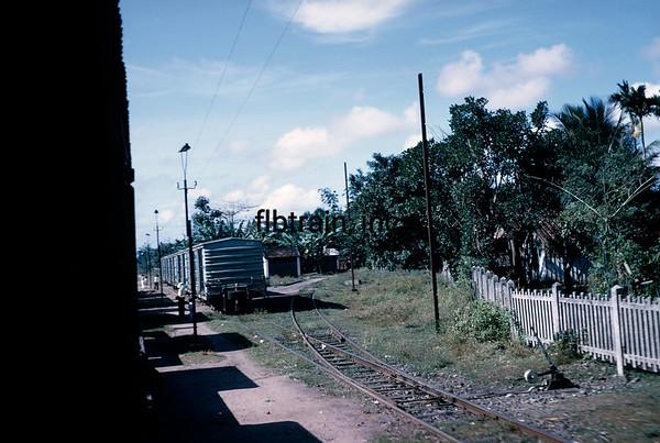 VNRS1967030139 - Viet Nam Railways, Saigon/Bien Hoa, RVN,  3-1967